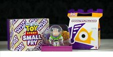 TOY STORY D23 Buzz Lightyear SMALL FRY figure in Poultry Palace box *new*