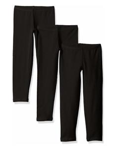 6 Hanes Girls' Leggings OK4113