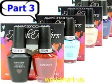 CUCCIO VENEER Match Makers Soak Off Gel Polish & Matching Larquer Color / Part 3