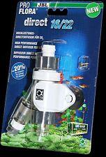 Jbl proflora direct inline CO2 diffuseur pour externe filtre 16/22 mm aquarium