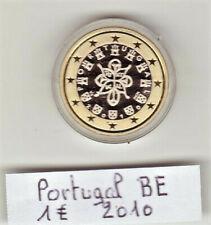 PORTUGAL 1 € BE Année 2010 Etat UNC / Sous capsule / (euros) / Belle Epreuve