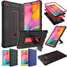 For Samsung Galaxy Tab A 10.1 2019/E 9.6/A7 10.4'' Rugged Shockproof Case Cover