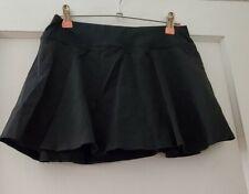 Tennis Skirt/Skort  Size M Black