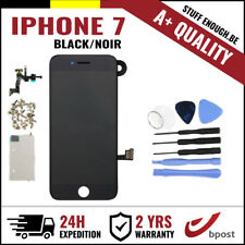 A+ LCD TOUCH SCREEN/SCHERM/ÉCRAN ASSEMBLY BLACK NOIR + TOOLS FOR IPHONE 7