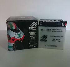BATTERIA Piaggio BEVERLY 500 MOTO MIDAC MB10L-B (YB10L-B)