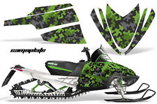 AMR Racing Arctic Cat M Series Snowmobile Graphic Kit Sled Wrap Decals CAMOPLATE