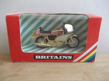 BRITAINS  MOTORCYCLE 9654 BOXED