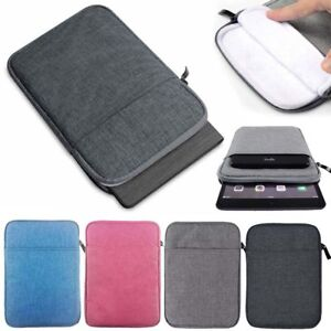"""Sleeve Bag Pouch For iPad 8th 10.2"""" Air 4th 10.9"""" 2nd 11 2020 Tablet Case Cover"""