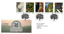 1995 Sg 1868/72 National Trust First Day Cover