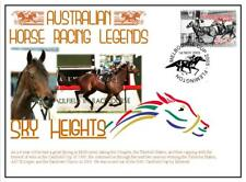 AUSTRALIAN HORSE RACING LEGENDS COVER, SKY HEIGHTS
