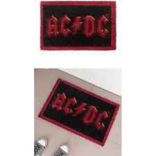 Felpudo AC/DC 60 x 40 x 2 cm, base de pvc,superficie de fibra de coco,decorativo