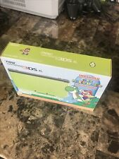 Nintendo 3DS XL Lime Green Special Edition Super Mario World BOX ONLY No Console