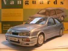 WOW EXTREMELY RARE EARLY VANGUARDS 1/43 1987 FORD SIERRA RS COSWORTH 3-DOOR NLA