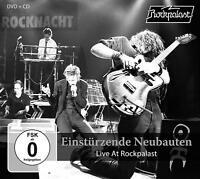 EINSTÜRZENDE NEWBAUTEN - LIVE AT ROCKPALAST   CD+DVD NEW