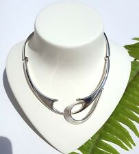 Necklace Sterling 925 Sigi Pineda Style Modern, Simple and Elegant Taxco Mexico