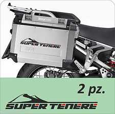 2 Adesivi Moto Super Ten Valigie GIVI Trekker Outback Adventure Mountain