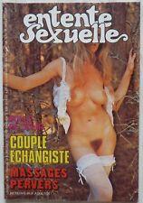 Entente sexuelle n° 11 - années 80