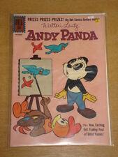 ANDY PANDA #55 FN (6.0) DELL COMICS JANUARY 1961