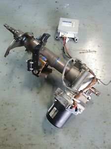 TOYOTA AYGO 2006-2011 1.0 PETROL POWER STEERING MOTOR COLUM + PSCU