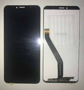 Pantalla Táctil + LCD Vidrio Huawei Y6 2018 ATU-L11 ATUL21 Negro