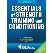 Essentials of Strength Training, 4ed - Nsca Cscs 4th Edition