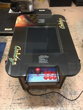 MAME Galaga American Reproduction Cocktail Table,  6 Button, 2 Player