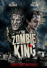 The Zombie King (DVD, 2016) Brand New