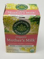 Traditional Medicinals Organic Mothers Milk Tea Bags, 16 Packets Wellness