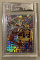 🚀📈2012 Fleer Retro '97 Flair Legacy Row 0 LeBron James 79/100 BGS 9 w/10 Sub