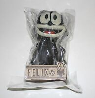 Secret Base Felix The Cat Vintage Color Ver. Black 16cm Vinyl Figure Sofubi New