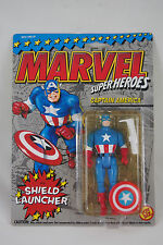 Marvel Super Heroes: CAPTAIN AMERICA, Toy Biz 1993, New in Sealed Packaging