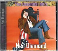 Neil Diamond CD The Essential Hit's Brand New Sealed Rare