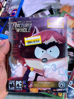 SOUTH PARK THE FRACTURED BUT WHOLE STEELBOOK GOLD EDITION PC GAME & SEASON PASS