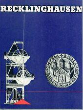 Recklinghausen - ein Bildband. Verlag Die schönen Bücher 1963
