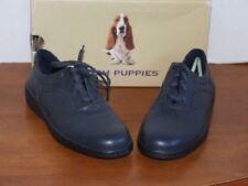 Hush Puppies Traveler Navy Sneakers Walking Shoes Size 6 1/2