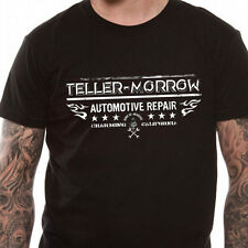 Sons of Anarchy - Teller Morrow T Shirt Size:S - NEW & OFFICIAL