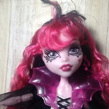 Monster High Doll: Ghouls Rule Draculaura Articulated From Halloween 2012