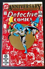 Detective Comics #526 (1983, DC) Anniversary Issue 500th app of Batman VF-, 7.5