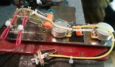 """BILL LAWRENCE"" mod Telecaster Wiring Harness, handcrafted, 5-way switching"