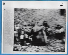 1975 Apollo Soyuz Mission Original Press Wirephoto