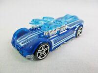 Hot Wheels 2004 Die Cast Car Blue What 4 2 Concept Race