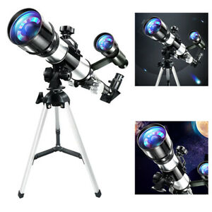 70mm Astronomical Reflector Telescope for Astronomy Durable Waterproof
