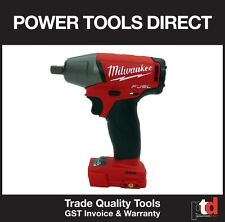 "NEW MILWAUKEE IMPACT WRENCH 1/2"" 18V FUEL CORDLESS M18FIWF12-0 (GENERATION II)"