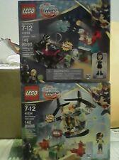 LEGO 41234 & 41233 DC SUPER HERO GIRLS LEGO TOY COMBO NEW LASHINA BUMBLEBEE SET