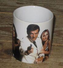 Roger Moore James Bond 007 Britt Ekland MUG