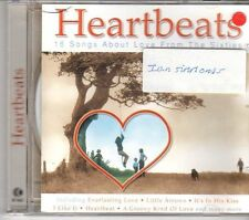 (DX252) Heartbeats, 16 tracks various artists - 2001 CD