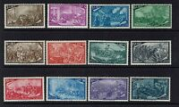 Italy SC# 495 - 506 - Mint Never Hinged (See Notes) - 050717