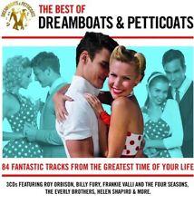 The Best Of Dreamboats And Petticoats 3 CD Set 84 Fantastic Rock n roll Tracks