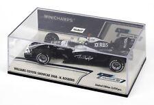 Minichamps DP 1/43 Williams-Toyota F1 Showcar 2008 - N. Rosberg (400-080077)