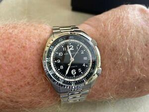 HAMILTON Khaki Pilot Pioneer automatic watch + box & papers